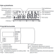 EMOS TERMOSTAT PRZEWODOWY OGRZEWANIE/KLIMATYZACJA PROGRAMOWALNY T091 (P5601N)