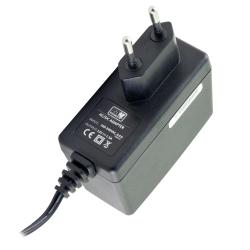 MWPower Zasilacz wtyczkowy 1,5A/18W 12V LED RTV CCTV